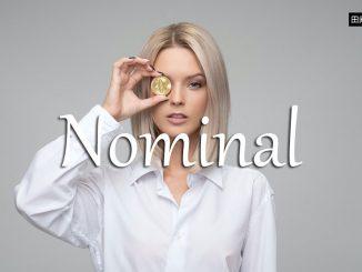 小词详解 | nominal