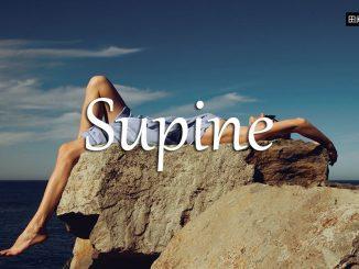 小词详解 | supine