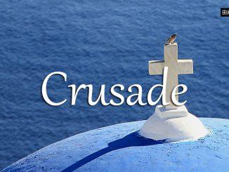 小词详解 | crusade